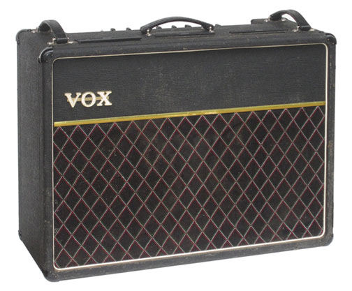 Dallas Vox AC-30 - Front View