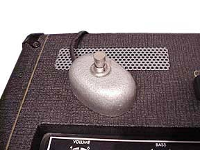 The Solid State Foundation Bass Foot Pedal