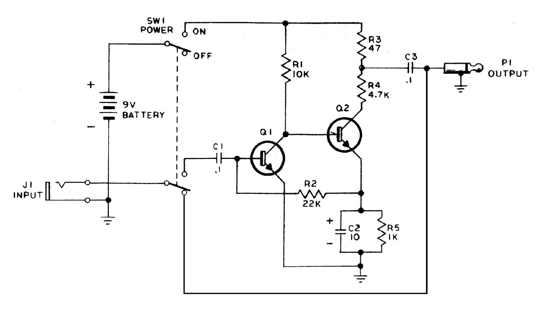 links to vox schematics